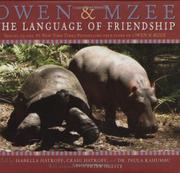 OWEN & MZEE by Isabella Hatkoff