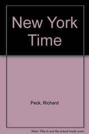 NEW YORK TIME by Richard Peck