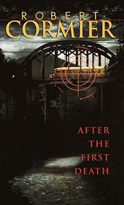 Cover art for AFTER THE FIRST DEATH