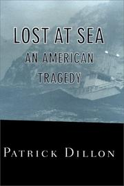LOST AT SEA: An American Tragedy by Patrick Dillon