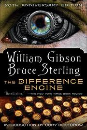 Cover art for THE DIFFERENCE ENGINE