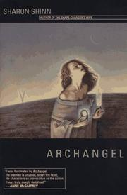 ARCHANGEL by Sharon Shinn