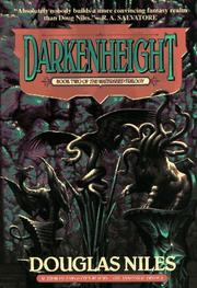 DARKENHEIGHT by Douglas Niles