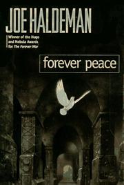 Cover art for FOREVER PEACE