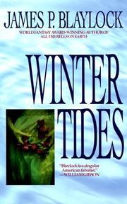 WINTER TIDES by James P. Blaylock