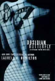 OBSIDIAN BUTTERFLY by Laurell K. Hamilton