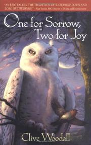 ONE FOR SORROW, TWO FOR JOY by Clive Woodall