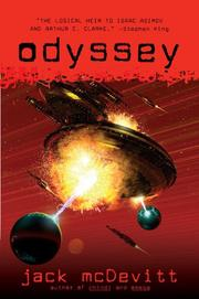 Book Cover for ODYSSEY
