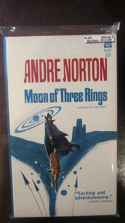 Book Cover for MOON OF 3 RINGS