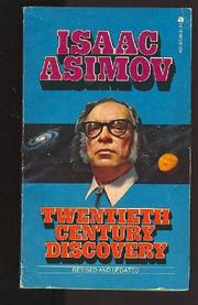 TWENTIETH CENTURY DISCOVERY by Isaac Asimov