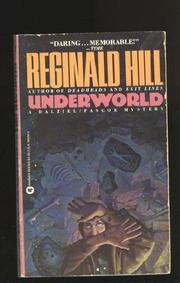 UNDERWORLD by Reginald Hill