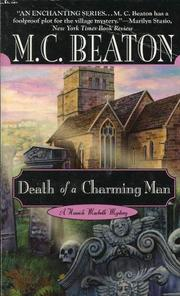 DEATH OF A CHARMING MAN by M.C. Beaton