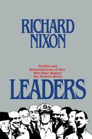 LEADERS by Richard Nixon