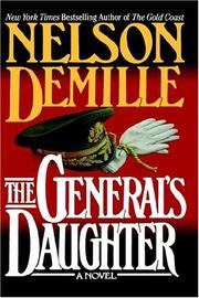 THE GENERAL'S DAUGHTER by Nelson DeMille