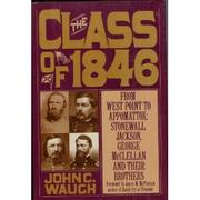 Cover art for THE CLASS OF 1846