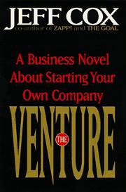 THE VENTURE by Jeff Cox