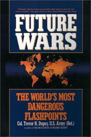 FUTURE WARS by Trevor N. Dupuy