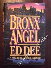 BRONX ANGEL by Ed Dee