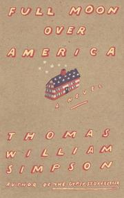 FULL MOON OVER AMERICA by Thomas William Simpson