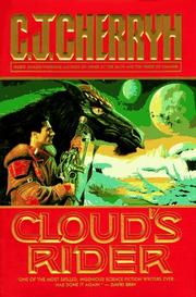 CLOUD'S RIDER by C.J. Cherryh