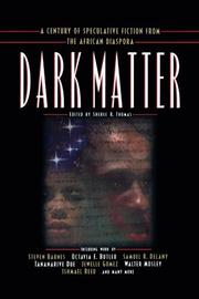 DARK MATTER by Sheree R. Thomas