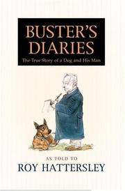 BUSTER'S DIARIES by Roy Hattersley