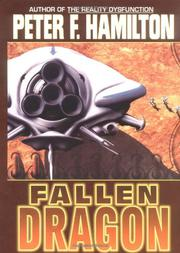Cover art for FALLEN DRAGON