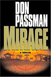 MIRAGE by Don Passman