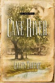 Cover art for CANE RIVER