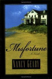 MISFORTUNE by Nancy Geary