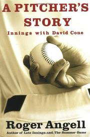 Book Cover for A PITCHER'S STORY