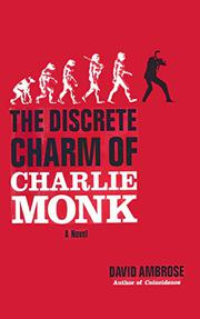 Cover art for THE DISCRETE CHARM OF CHARLIE MONK