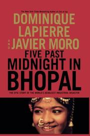 Cover art for FIVE MINUTES PAST MIDNIGHT IN BHOPAL