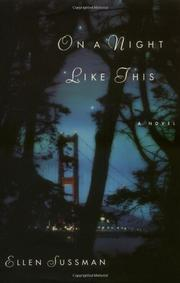 Book Cover for ON A NIGHT LIKE THIS