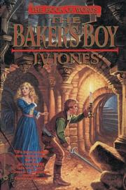 THE BAKER'S BOY by J.V. Jones