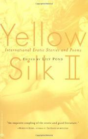 YELLOW SILK II by Lily Pond