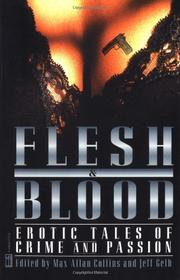 Cover art for FLESH & BLOOD