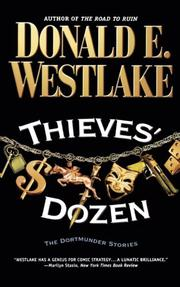 Cover art for THIEVES' DOZEN