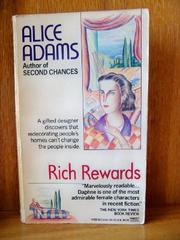 RICH REWARDS by Alice Adams