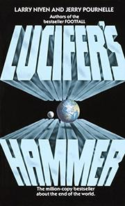 LUCIFER'S HAMMER by Larry & Jerry Pournelle Niven