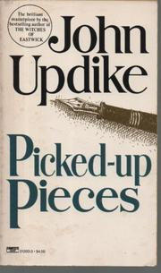 Book Cover for PICKED-UP PIECES