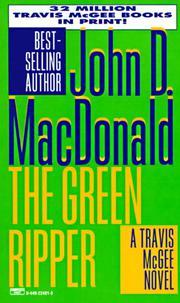 GREEN RIPPER by John D. MacDonald