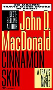 CINNAMON SKIN by John D. MacDonald