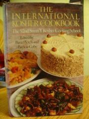 THE INTERNATIONAL KOSHER COOKBOOK by Batia Plotch