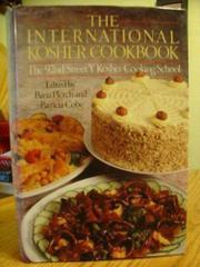 THE INTERNATIONAL KOSHER COOKBOOK by Batia Plotch