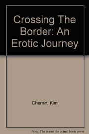 Cover art for CROSSING THE BORDER