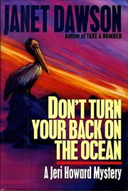 DON'T TURN YOUR BACK ON THE OCEAN by Janet Dawson
