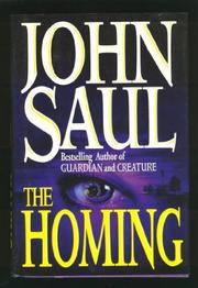 THE HOMING by John Saul