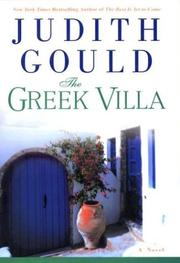 THE GREEK VILLA by Judith Gould