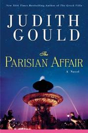 THE PARISIAN AFFAIR by Judith Gould